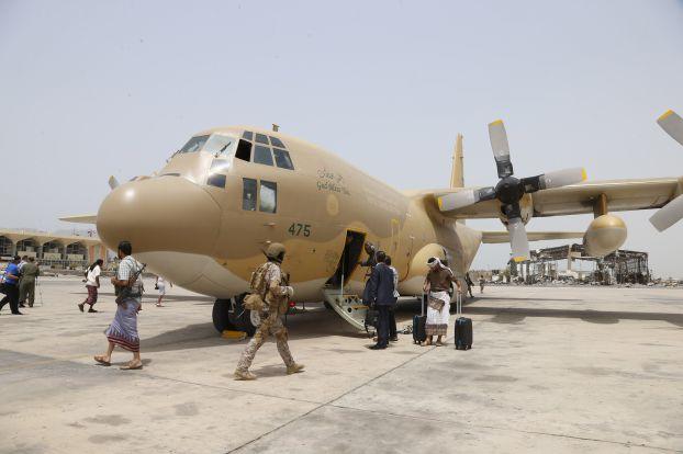 الطائرة-الإغاثية-السعودية