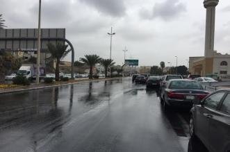 #الطائف تحت الأمطار.. حوادث وتعطل مركبات - المواطن