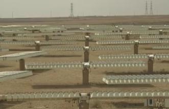 بالفيديو.. مراسلة رويترز من قلب صناعة الطاقة الشمسية - المواطن