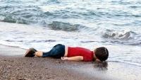 الطفل-السوري-الغريق