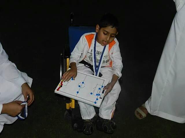 الطفل عبدالله الجريد (3)