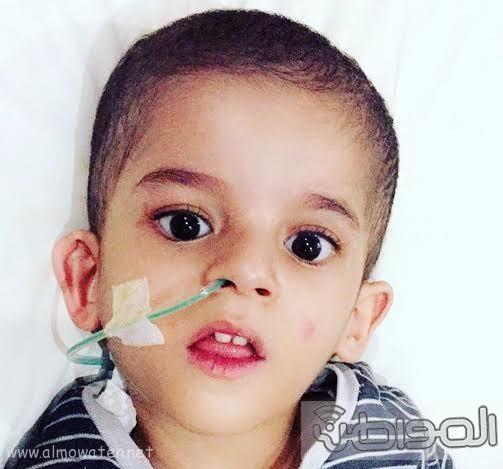 الطفل عمر القرني (2)