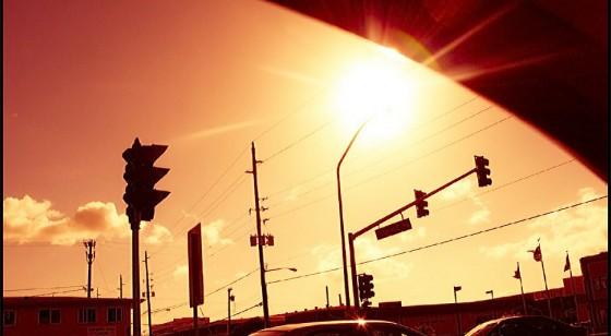 الطقس شمس حرارة حراره