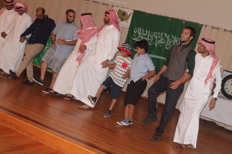 الطلاب السعوديون (1) 