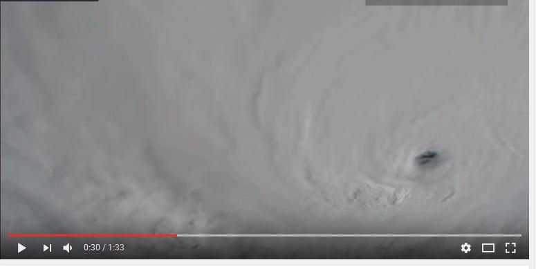العاصفة ماثيو