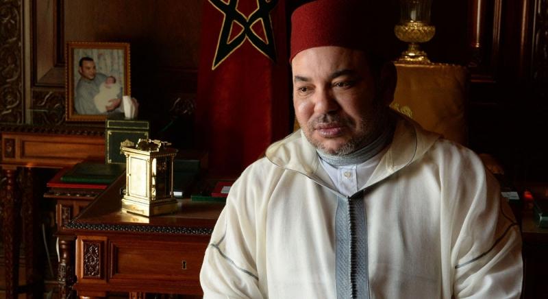 العاهل-المغربي
