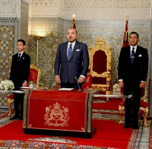 """ملك المغرب يعفو عن 468 شخصاً بمناسبة """"يوم الشباب"""""""