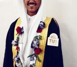 العتيبي يحتفل بتخرجه في كلية العلوم الإدارية والمالية بجامعة الطائف - المواطن
