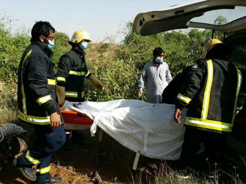 العثور على جثة بجيزان (30638977) 