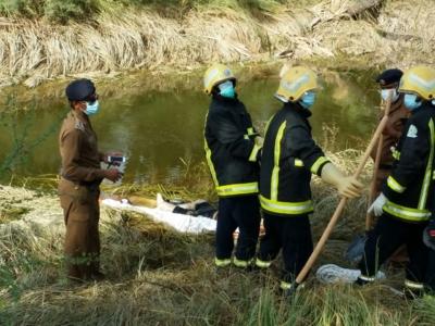 العثور على جثة بجيزان (30638979) 