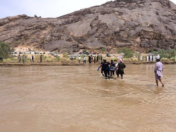 العثور على مفقود وادي نجران بعد 12 يومًا