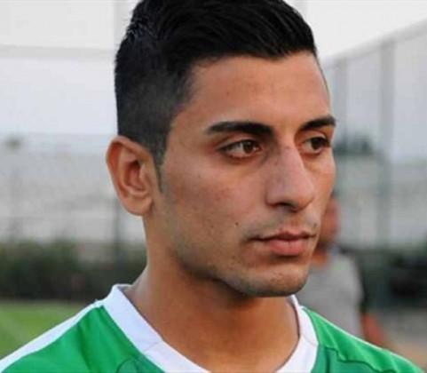 العراقي سيف سليمان لاعب  اتحاد جدة السعودي
