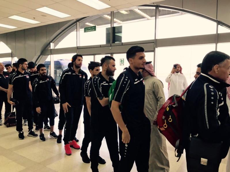 الاتحاد العراقي للسعودي: شكرًا على حسن الضيافة