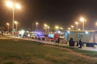 حجز عربة طعام متنقلة بالسيح بسبب مخالفات صحية - المواطن