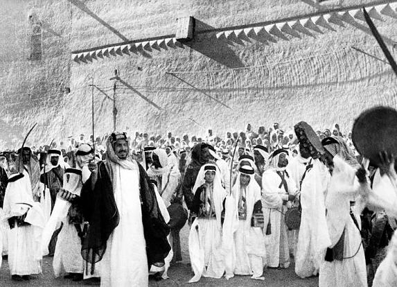 العرضة السعودية3