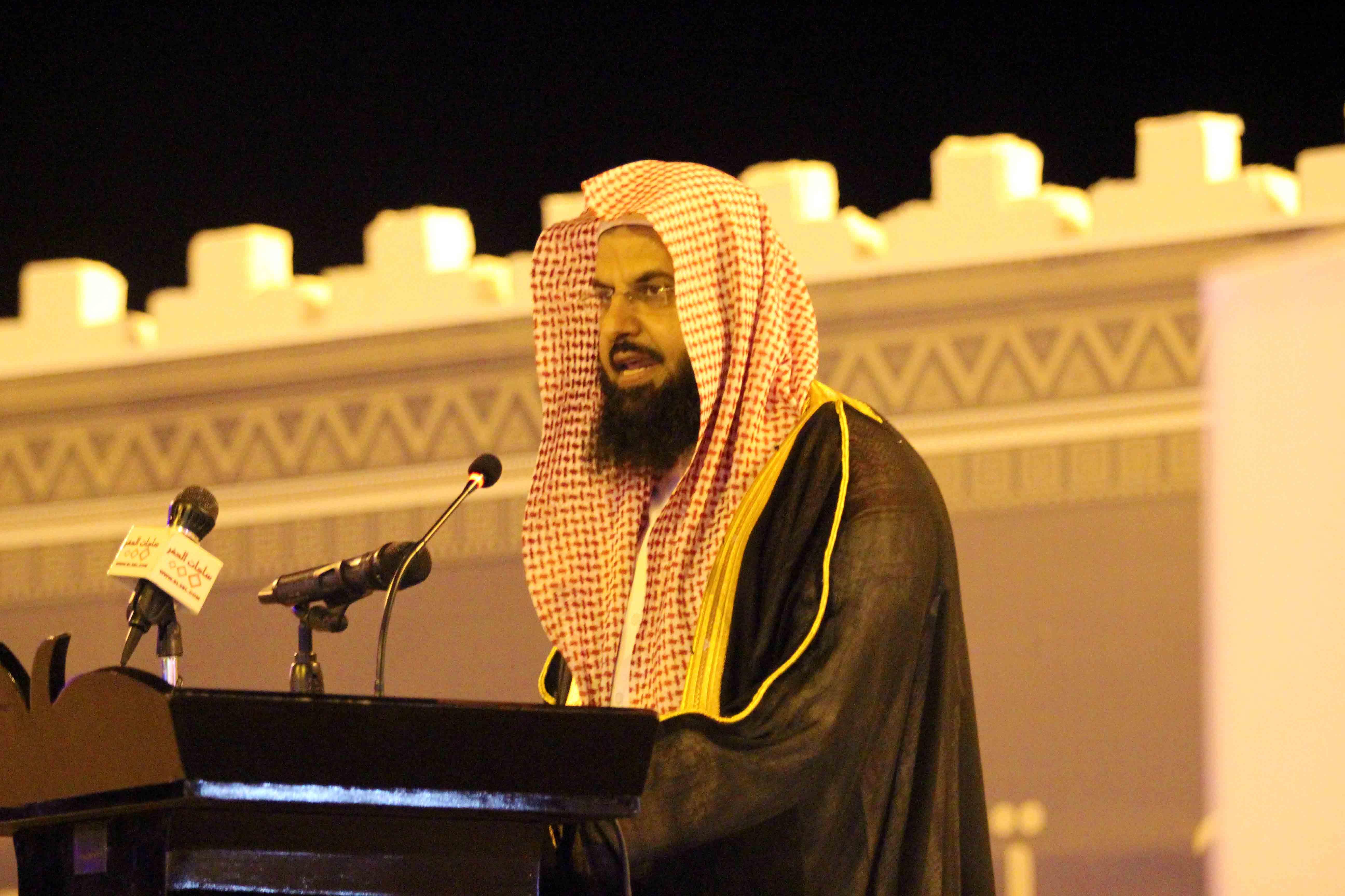 العطيشان يدشن فعاليات العيد بحفرالباطن وسط حضور غفير (11)