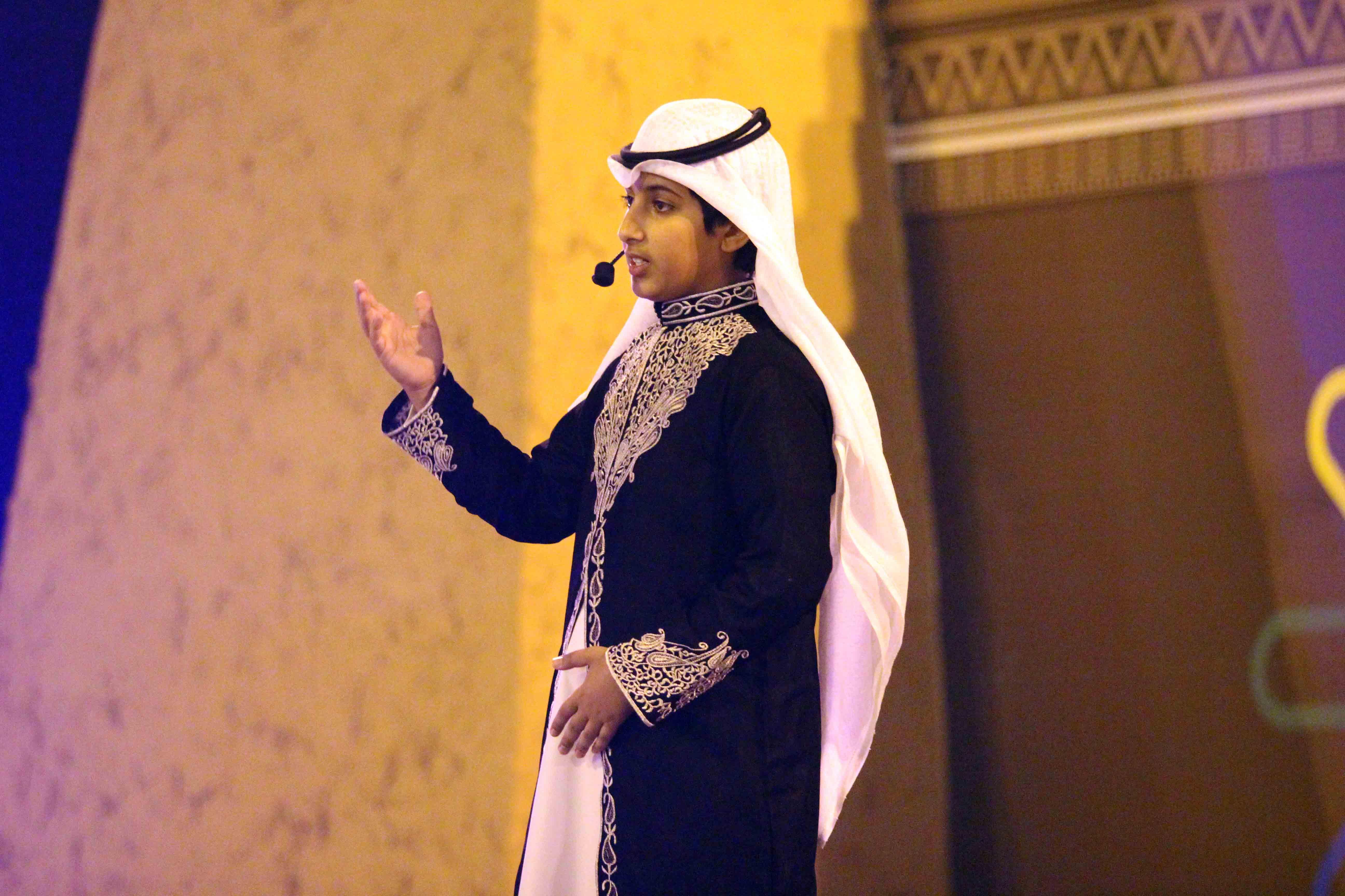 العطيشان يدشن فعاليات العيد بحفرالباطن وسط حضور غفير (13)