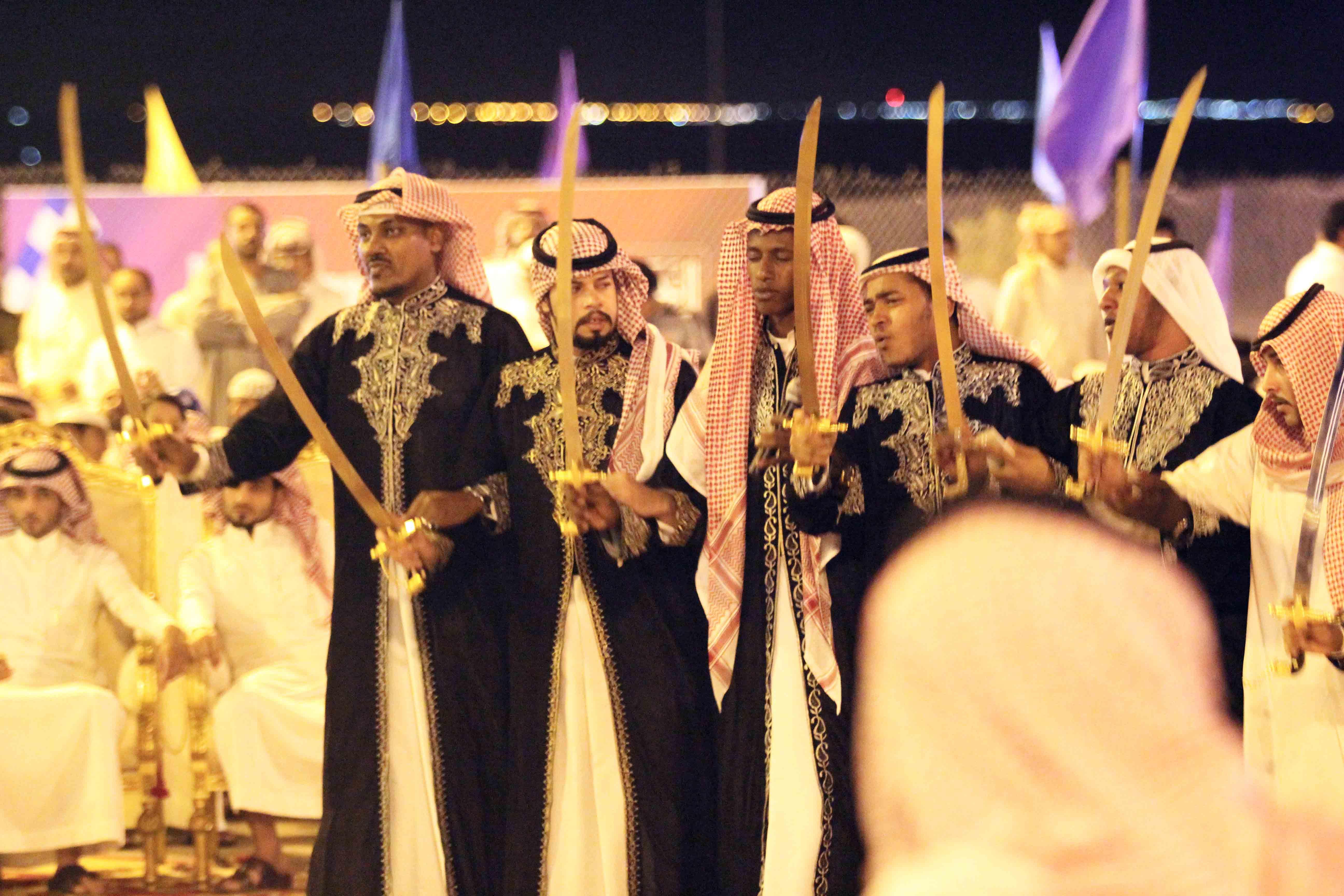 العطيشان يدشن فعاليات العيد بحفرالباطن وسط حضور غفير (17)