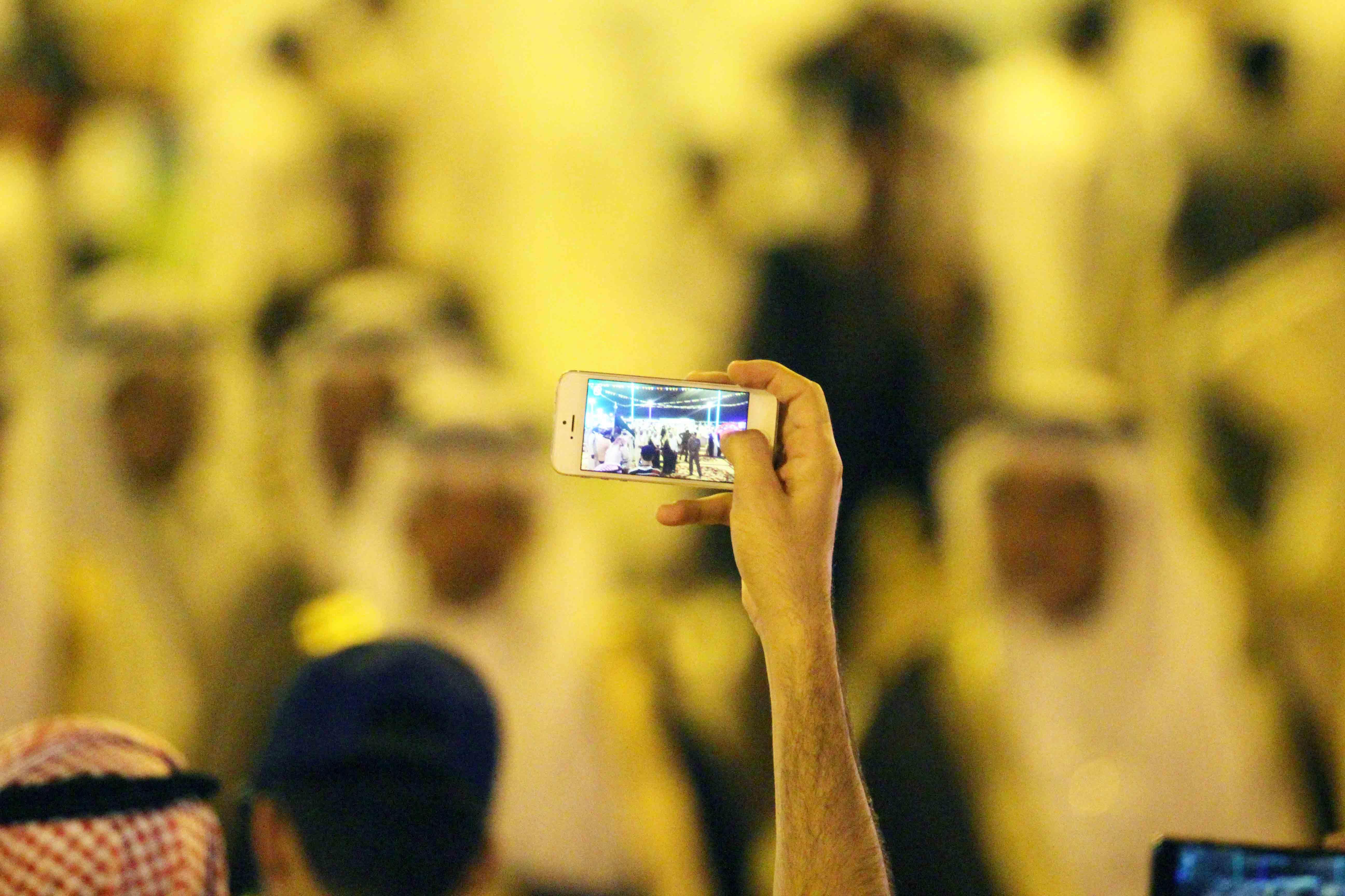 العطيشان يدشن فعاليات العيد بحفرالباطن وسط حضور غفير (22)