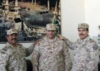 """ترقية """"القرني """" إلى رتبة عقيد بالحرس الوطني"""
