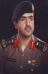العقيد بدر بن سعود آل سعــــود