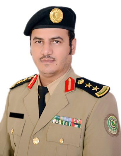 العقيد خالد الزهراني