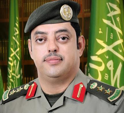 العقيد خالد بن فهاد الفاران