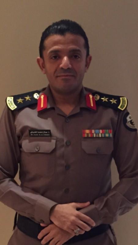 العقيد د. صلاح محمد الطبيقي