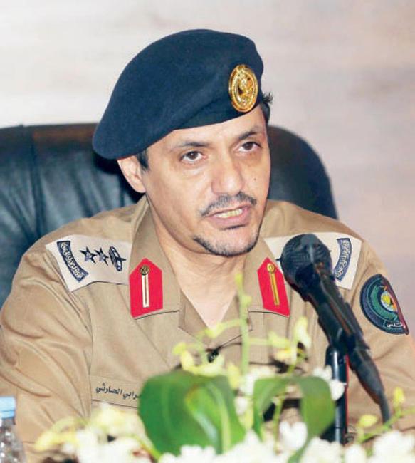 العقيد عبدالله العرابي