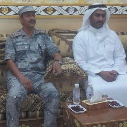 العقيد عبدالله ناصر الشهراني