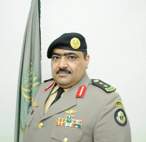العقيد مظلي دكتور تركي بن عبدالرحمن المويشير