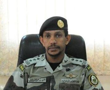 العقيد مظلي علي بن عبدالله القرني
