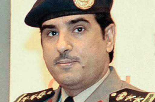 العقيد منصور الدوسري