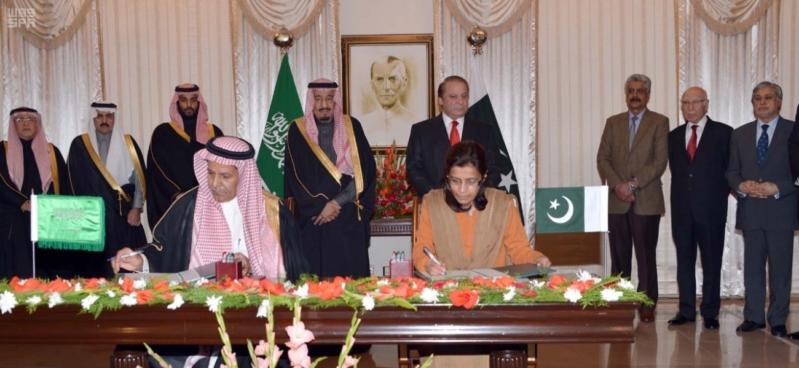 العلاقات السعودية الباكستانية .. نمو في ظل اعتدال سياسي وانفتاح على العالم 5