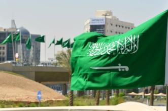 العلم السعودي 2