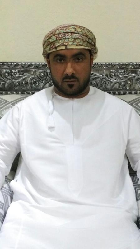 العماني محمد الهاشمي