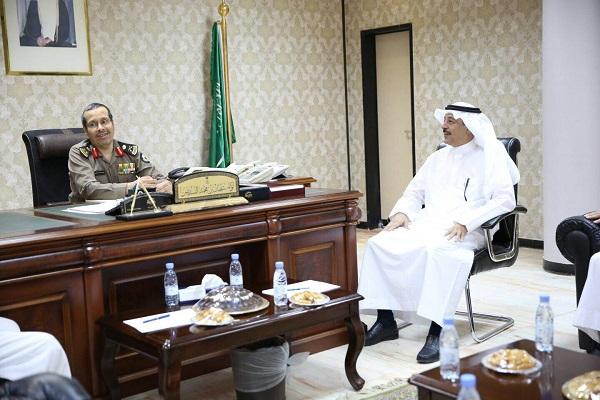 العمل  - شرطة الرياض
