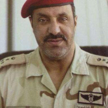 العميد الطيار ركن الشريف حسين بن محمد الجودي