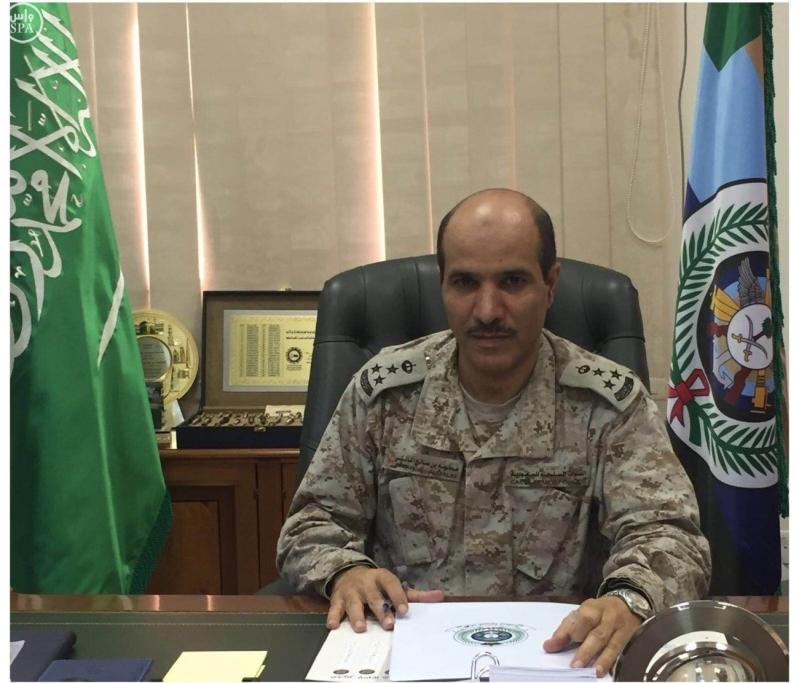 العميد المهندس عطية بن صالح المالكي مدير عام الإدارة العامة لدعم التصنيع المحلي