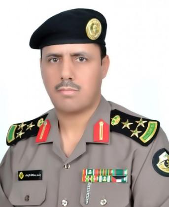 الناطقُ الإعلامي بشرطة منطقة الحدود الشمالية - العميد بندر بن عطا الله الأيداء