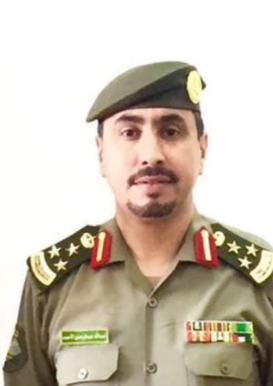 العميد عبدالله بن عبدالرحمن الأحمد
