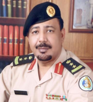 العميد عبدالله بن محفوظ