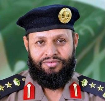 العميد علي بن محمد العمري
