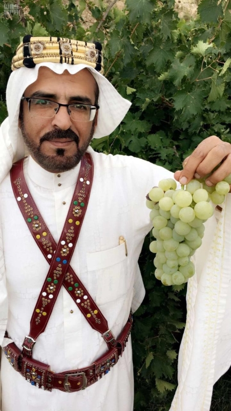 العنب السعودي