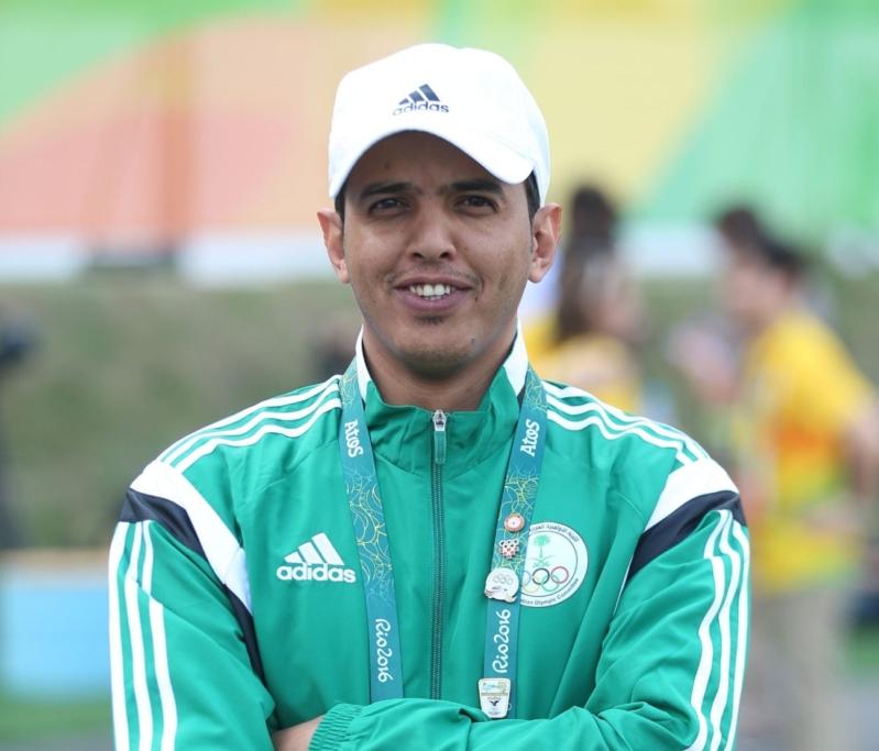 العنزي يدشن أولى المشاركات السعودية في ريو 2016 (2)
