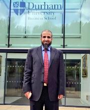 العنقري ينال الدكتوراه في الصكوك الإسلامية من درم البريطانية - المواطن