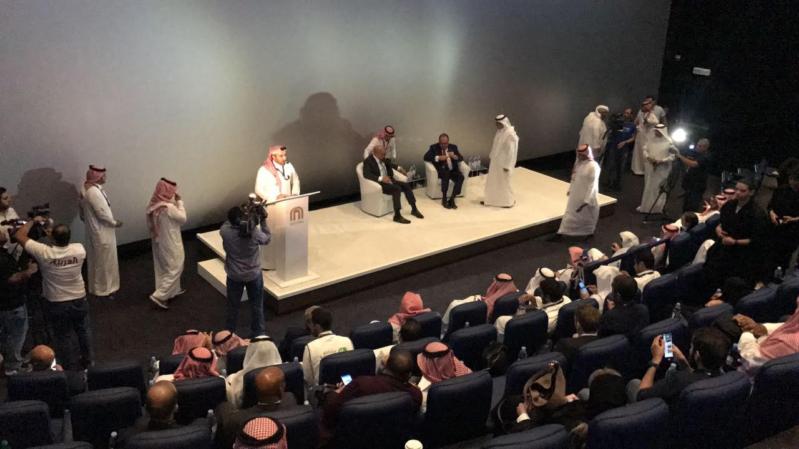 شاهد 5 فيديوهات لافتتاح صالات فوكس سينما في الرياض بارك صحيفة المواطن الإلكترونية