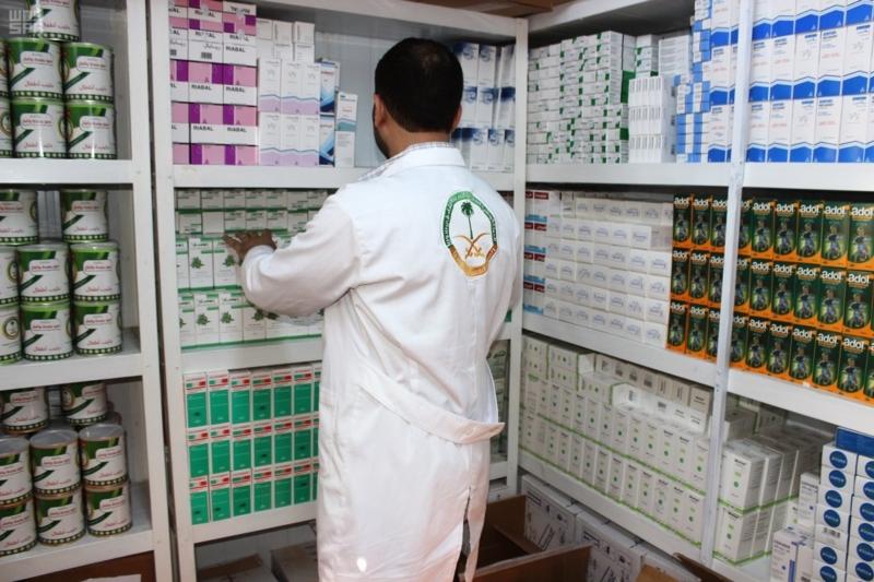 العيادات التخصصية علاج الاشقاء السوريين (3)