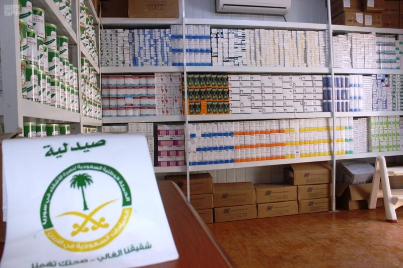 العيادات التخصصية علاج الاشقاء السوريين (4)