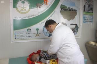العيادات التخصصية تقدم التطعيمات لـ 963 لاجئاً سورياً - المواطن